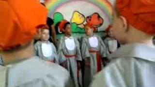 """""""Formatura"""" do Rafael - Escolinha Pequeno Panda"""
