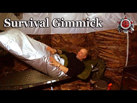 Reality Of Survival 2019 SOL Thermal Bivvy