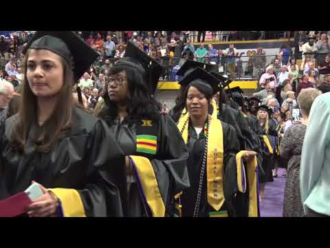 West Chester University - Spring 2018 Commencement Graduate Ceremony