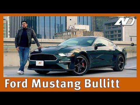 Ford Mustang Bullitt - Una edición especial del icono que todos amamos