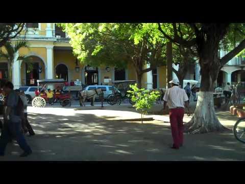 Granada, Nicaragua in less than 3 minutes