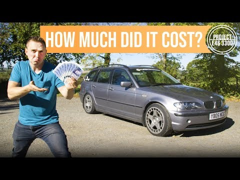 How Much Did It Cost To Make An E46 330d Faster Than An E92 M3?