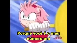 (Sonic R) You're My Number One - Letra Traduzida (Music Video AMV)