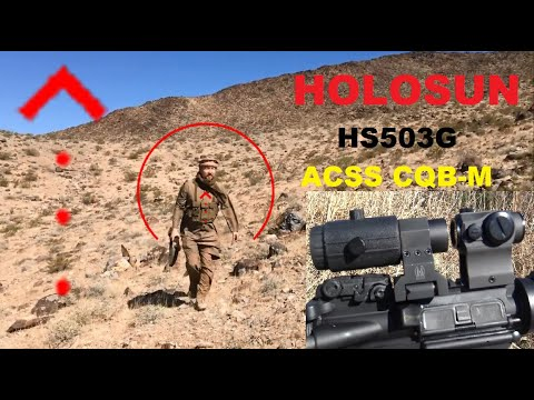 Holosun 503G Micro with ACSS review by Brent0331