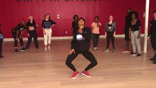 "H.E.R ""FOCUS ON ME"" CHOREOGRAPHY BY DANI JANE"