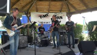 Live It Up [Mental As Anything] Live Cover by Timespan