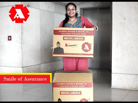 Agarwal Packers and Movers Ltd. - New TVC 2015
