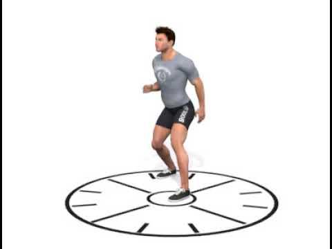 KOMPAN - Compass - Lunges