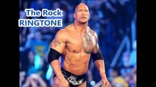 "The Rock ""Dwayne Johnson"" Ringtone"