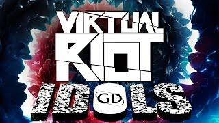 Virtual Riot - Idols (EDM Mashup) (Lyrics Epic Video) By: GerarGD