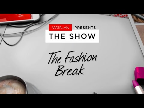 matalan.co.uk & Matalan Promo Code video: The Show: Episode 10 - The Fashion Break - Spring Must-Haves with Ferne McCann