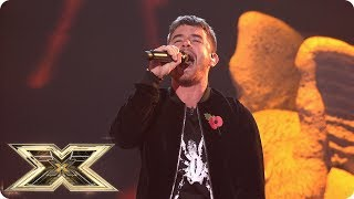 Anthony Russell overcomes his Demons on Fright Night | Live Shows Week 3 | The X Factor UK 2018