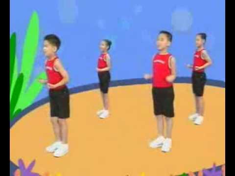 1-3年級健康操-連續動作
