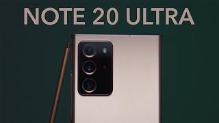 vidéo test Samsung Galaxy Note 20 par Steven