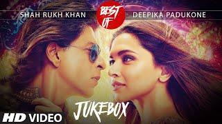 Best Of Shah Rukh Khan & Deepika Padukone Video Songs Collection (2015) |T-Series width=