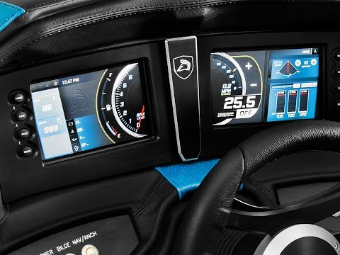 Centurion Boats SxS HD Touch Vision Dash