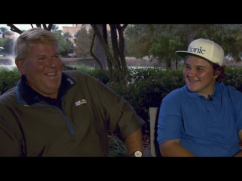 Nicklaus, Daly and other legends guess their kids? favorite foods