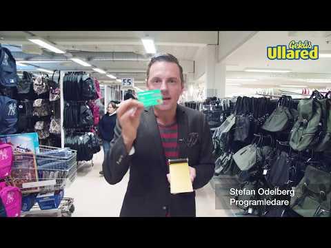 Gekas Ullared - Shoppingkortet