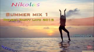 Summer mix 1 2013 Polska Party Lato 2013 [Pomaranczowe Lato]