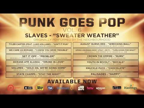 Punk Goes Pop Vol. 6 - Slaves \