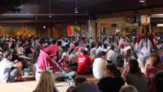 Taizé Community, France (live)
