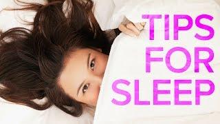 10 Tips To Help You Sleep