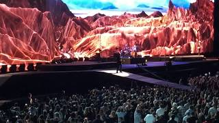 U2 - With Or Without You (ending) - Rose Bowl - May 20, 2017 - Joshua Tree Tour HD