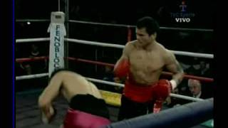 Marcos Rene Maidana vs German Omar Jesus Sanchez
