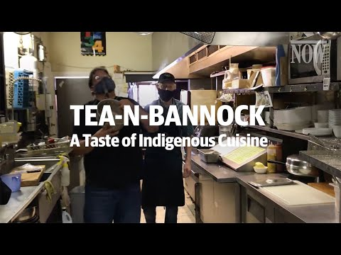 Tea-n-Bannock is a taste of home for Indigenous diners