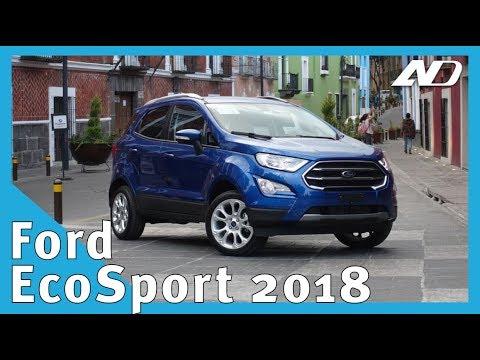 """Ford Ecosport 2018 - ¿Puede volver a gobernar el segmento"""" - Primer vistazo"""