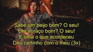 Paula Fernandes - Beijo Bom (Letra)