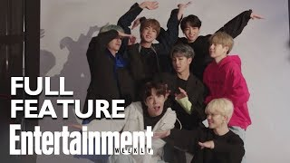 BTS: The K-pop Group On Writing Lyrics, Embarrassing Moments & More (FULL) | Entertainment Weekly