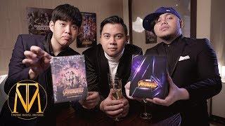 DVD (BAJAKAN) Rp. 10.000 vs Rp. 5.000.000   Avengers Infinity War