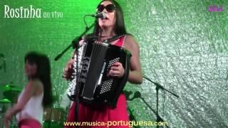 Artista Rosinha ao vivo - Na minha panela - Musica Portuguesa 2016