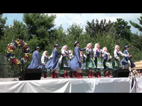 Волинський Танець – The Selo(Село) Ukrainian Dancers (Manitoba) [day show]