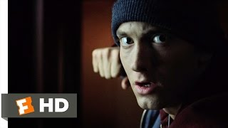 8 Mile (8/10) Movie CLIP - Rabbit is Betrayed (2002) HD