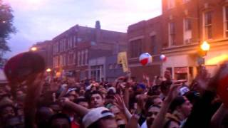 Lunice live @ MAD DECENT block party 8/13/11