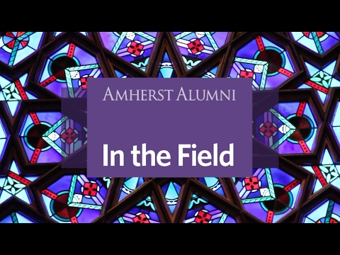 Amherst Alumni in the Field : Peter Rubinstein '64