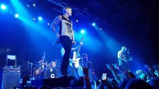 Dead by April - As a Butterfly (live Kiev 28.04.2016)
