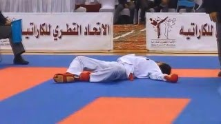 karate Knockouts [kumite] W.K.F