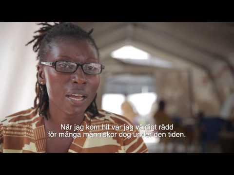 Livet efter ebola – Bentu hjälper andra som överlevt
