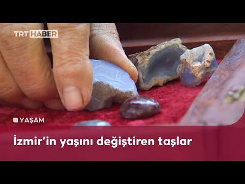 Bulduğu taş ile İzmir'in tarihini değiştirdi