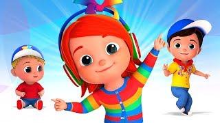 Junior Squad Nursery Rhymes   Kids Songs   Cartoon Videos For Toddlers