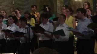 Chorale OléChoeur Saint Léon - Jésus nous croyons