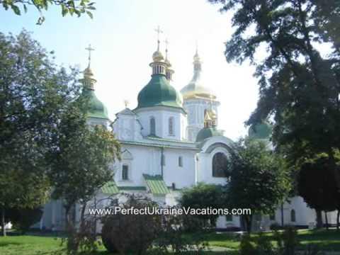 St Sophia's Cathedral – Ukraine Travel