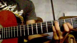 ORNATOS VIOLETA - Ouvi dizer (cover guitar)