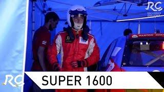 Super 1600 \\ Gergely Marton \\ RCE 2014