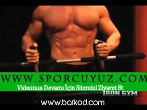 İron Gym Spor Aleti