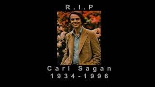Carl Sagan - Pale Blue dot (Бледно-голубая точка. Русский перевод)