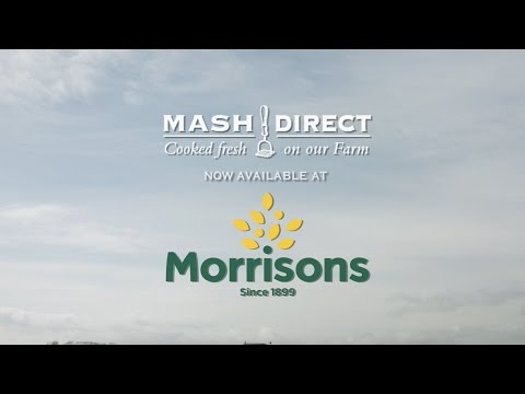 Mash Direct - Available Now In Morrisons!